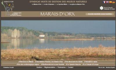 Marais d' Orx